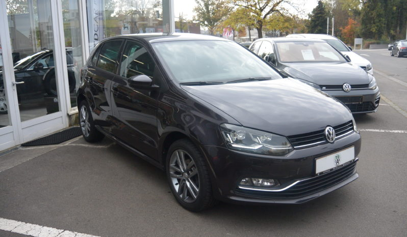 VW Polo 1.2 TSi Lounge DSG complet