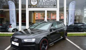 Audi RS4 Avant 4.2 V8 Quattro S-Tronic