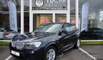 BMW X4 35dA 313 Pack Sport M xDrive