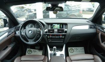 BMW X4 35dA 313 Pack Sport M xDrive complet