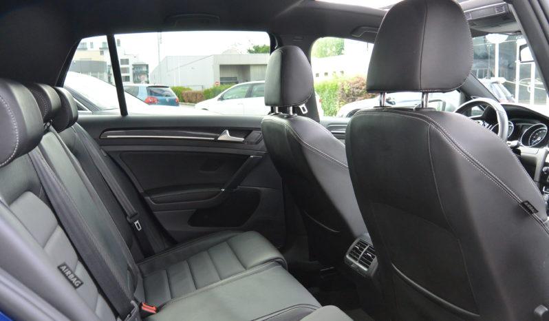 VW Golf VII 2.0 R DSG full