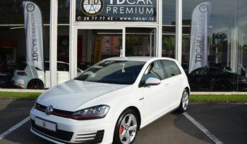 VW Golf VII 2.0 Gti Performance