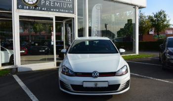 VW Golf VII 2.0 Gti Performance complet