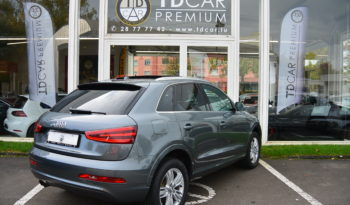 Audi Q3 2.0 Tdi 140 Ambition Luxe complet