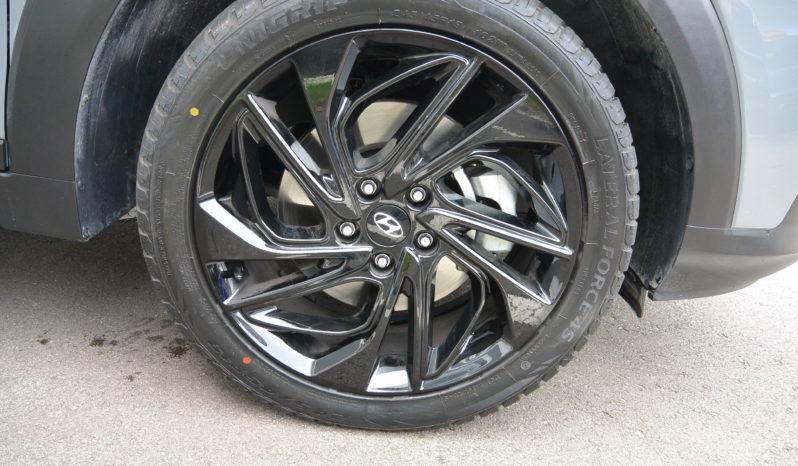 Hyundai Tucson 1.6 CRDi 136 N-Line 2WD Auto. complet
