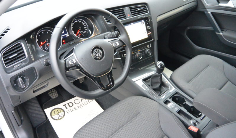 VW Golf VII 1.4 TSi BlueMotion Comfortline complet
