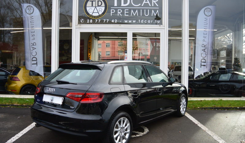 Audi A3 Sportback 1.6 Tdi 110 Ambition S-Tronic complet