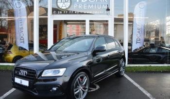 Audi SQ5 3.0 Tdi 326 Competition Quattro Tiptronic