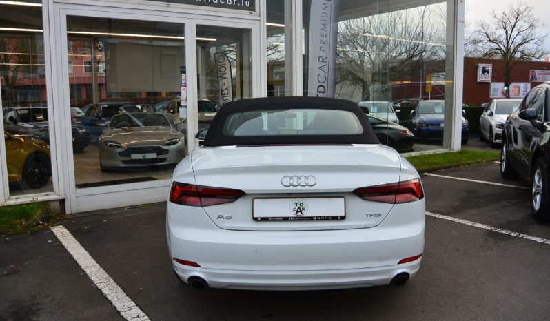 Audi A5 Cabriolet 2.0 TFSi Sport S-Tronic complet