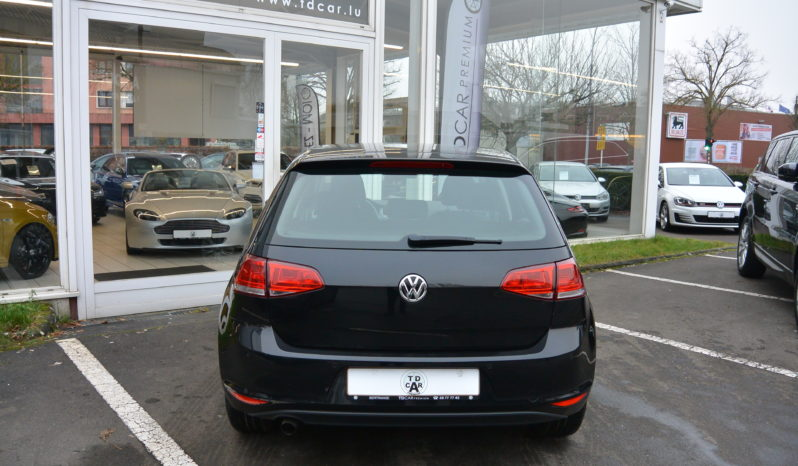 VW Golf VII 1.2 TSi BlueMotion complet