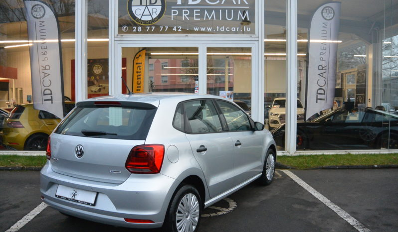 VW Polo 1.0 TSi BlueMotion complet