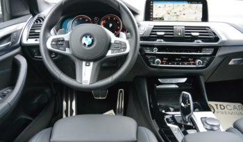 BMW X3 20dA 190 Pack Sport M xDrive complet