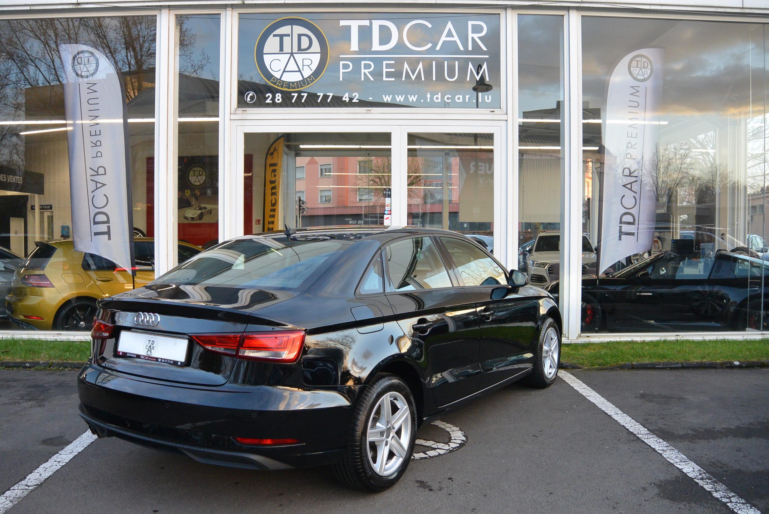 Audi A3 Limousine 1.5 TFSi S-Tronic - TD Car Premium ...