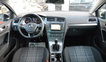 VW Golf VII 1.4 TSi Lounge complet