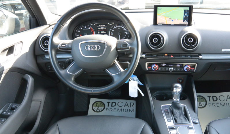 Audi A3 Sportback 1.4 TFSI g-tron S tronic complet