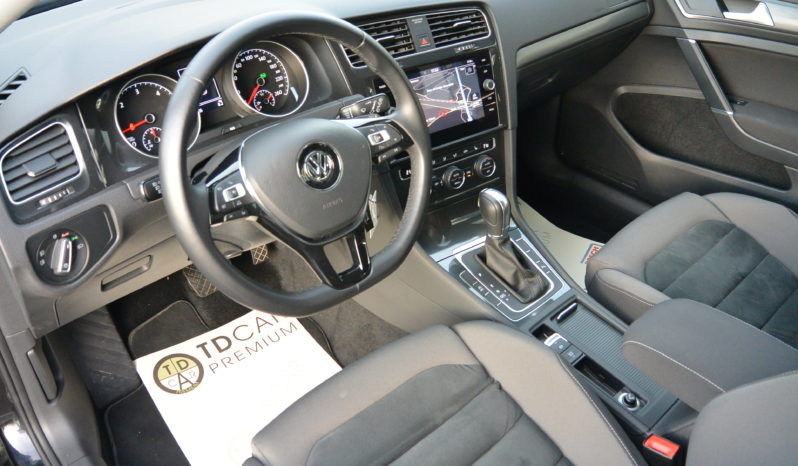 VW Golf VIII 1.6 Tdi 115 Highline DSG Siège Massant complet