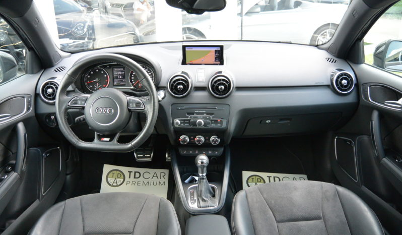 Audi A1 Sportback 1.8 TFSi S-Line S-Tronic complet