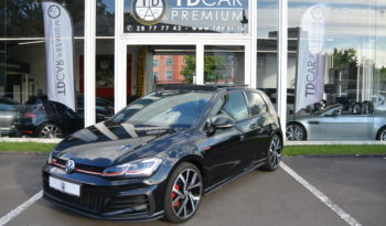 VW Golf VII 2.0 Gti Performance DSG Toit Ouvrant