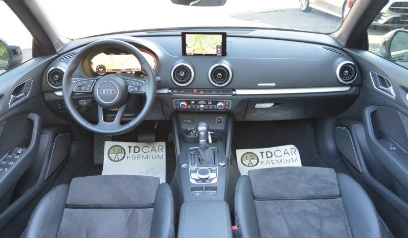 Audi A3 Cabriolet 40 TFSi S-Line Quattro S-Tronic complet