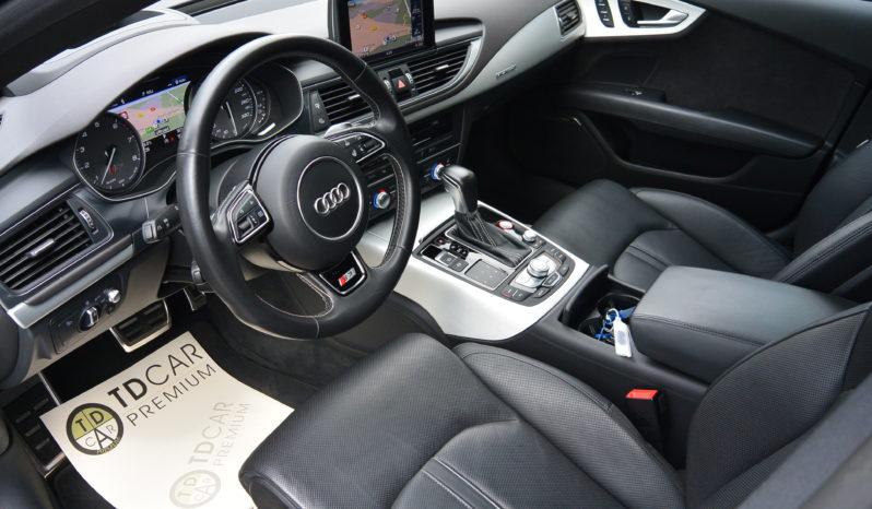 Audi S7 Sportback 4.0 TFSi Quattro S-Tronic complet
