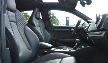 Audi RS3 Sportback 2.5 TFSi Quattro S-Tronic Toit Ouvrant Sièges Sport complet