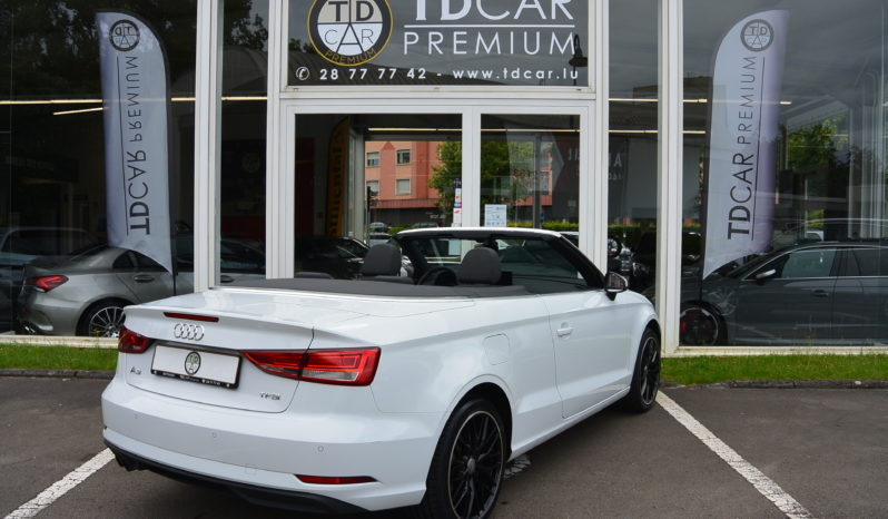Audi A3 Cabriolet 35 TFSi Sport S-Tronic complet