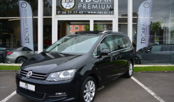 VW Sharan 2.0 Tdi 177 Highline DSG ,Toit Ouvrant , 7 Places