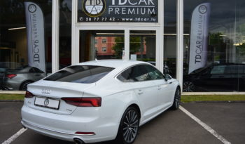 Audi A5 Sportback 40 TFSi Ambition Luxe S-Tronic complet
