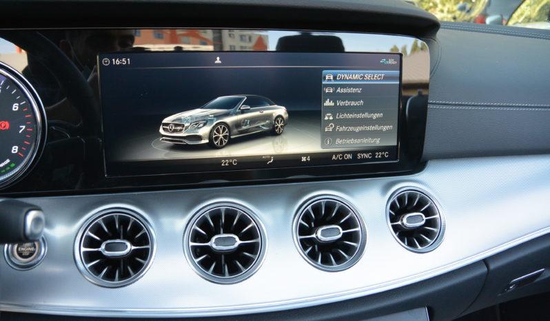 Mercedes E Cabriolet 300 AMG Line 9G-Tronic complet