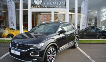VW T-Roc 2.0 TSi Sport 4Motion DSG7