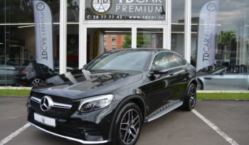 Mercedes GLC Coupé 300 AMG Line 4Matic 9G-Tronic