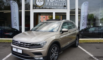 VW Tiguan 2.0 Tdi 190 Highline 4Motion DSG