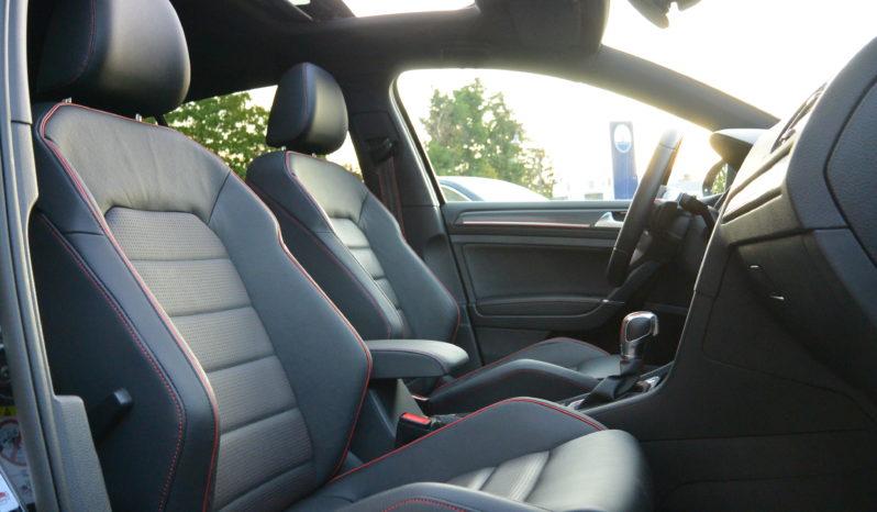 VW Golf VII 2.0 Gti TCR DSG TOIT OUVRANT complet