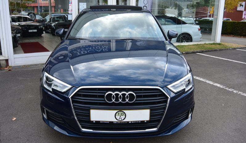 Audi A3 Sportback 1.5 TFSi S-Line S-Tronic complet