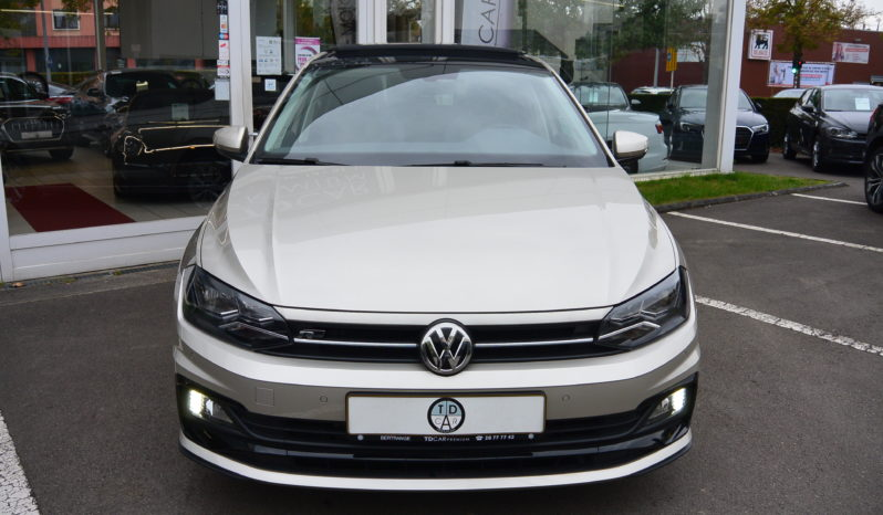 VW Polo 1.6 TDI 95 R-line, Toit Ouvrant complet