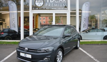 VW Polo 1.6 Tdi 95 Highline, Toit Ouvrant , Virtual Cockpit