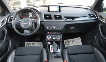 Audi Q3 2.0 Tdi 177 S-Line Quattro S-Tronic complet