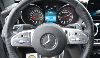 Mercedes C Coupé 63 AMG Speedshift complet