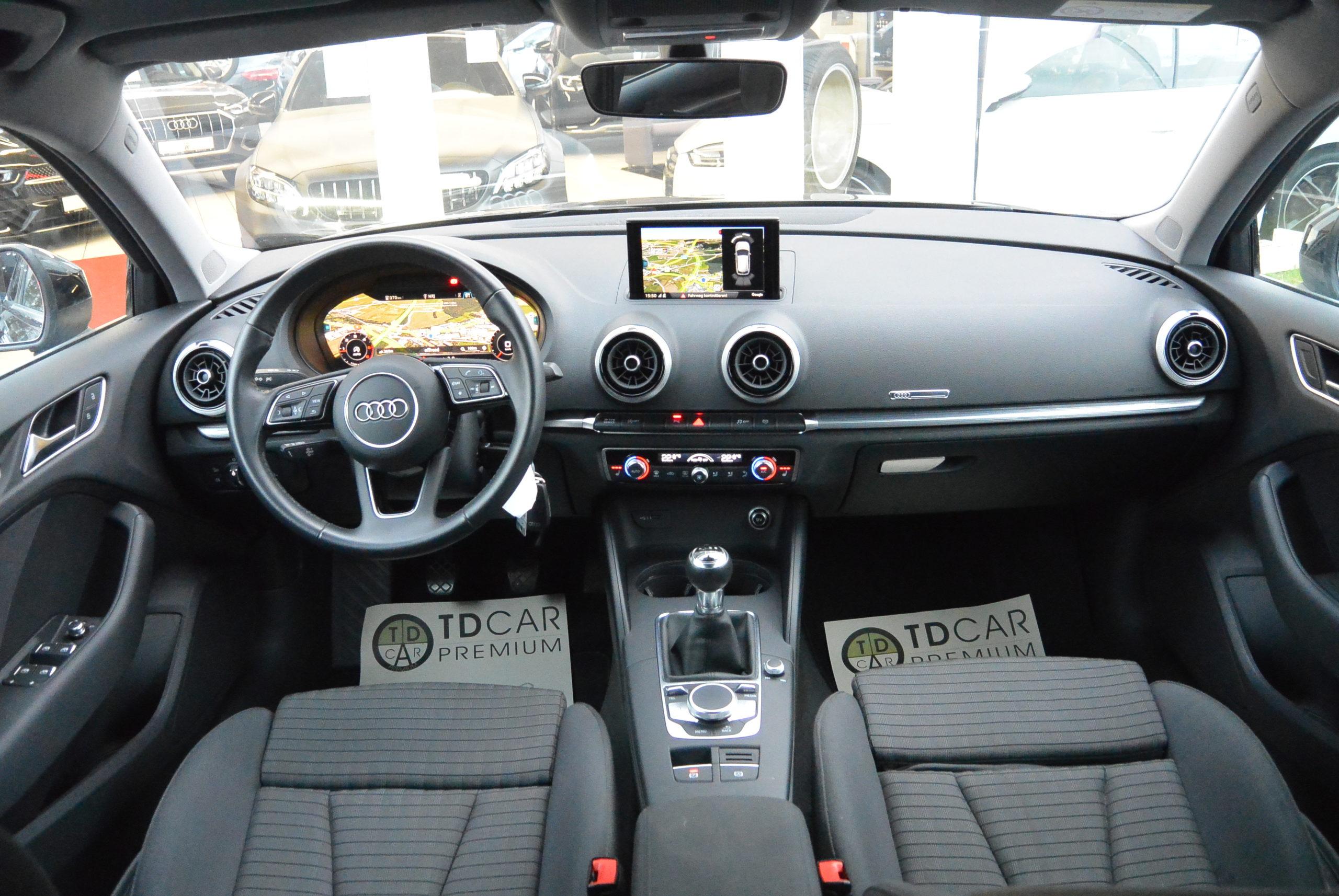 Audi A3 Sportback 30 Tdi 116 Sport Virtual Cockpit - TD ...