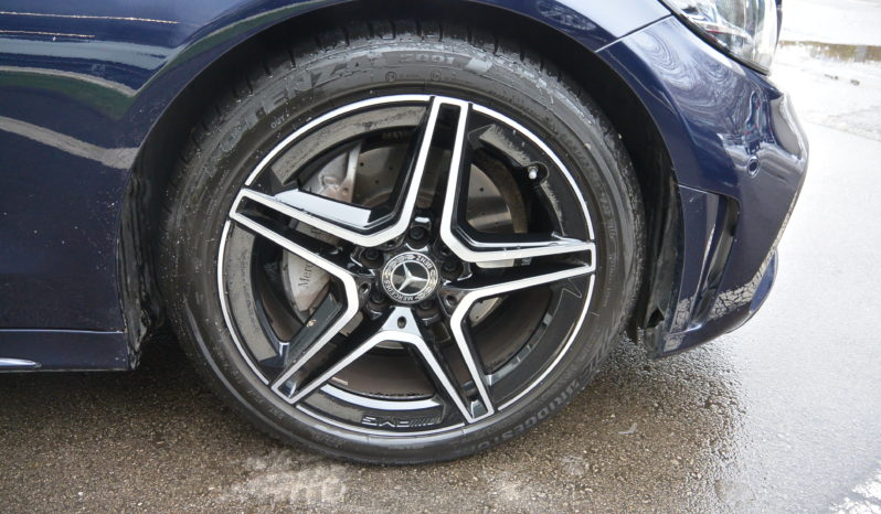 Mercedes C 220 Cdi AMG Line 9G-Tronic complet