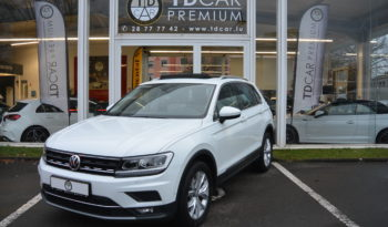 VW Tiguan 2.0 TSi Highline 4Motion DSG
