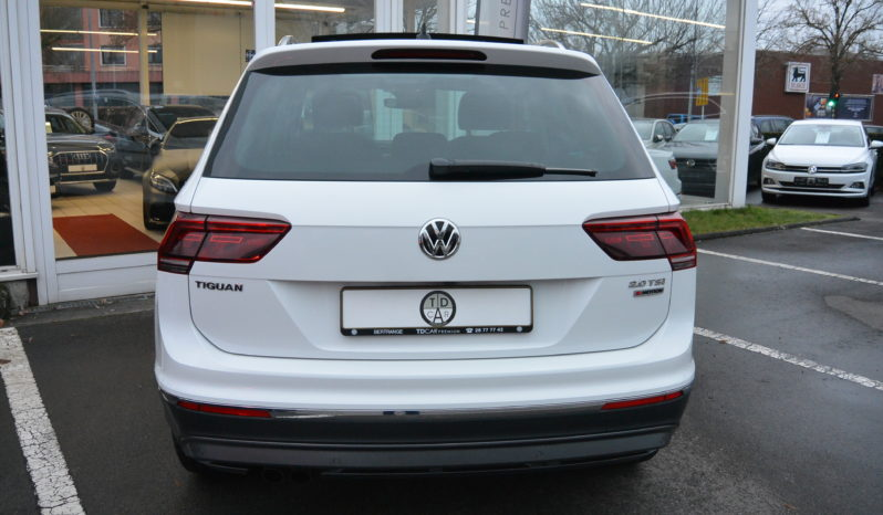 VW Tiguan 2.0 TSi Highline 4Motion DSG complet