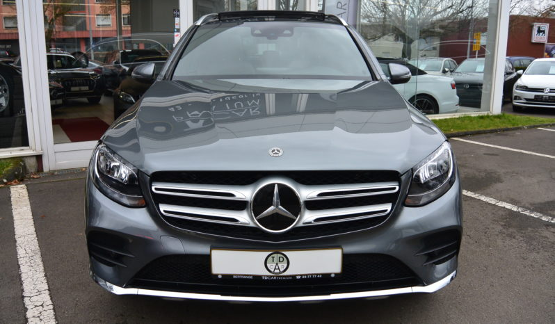 Mercedes GLC 220 Cdi AMG Line 4Matic 9G-Tronic complet