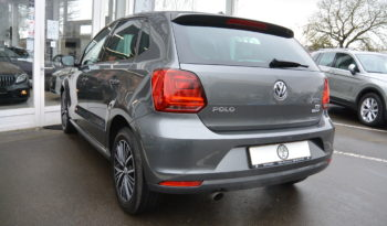 VW Polo 1.2 TSi BlueMotion Allstar complet