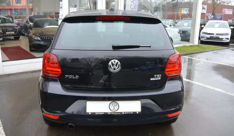 VW Polo 1.2 TSi BlueMotion Sound complet