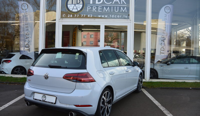VW Golf VII 2.0 Gti Performance DSG White Silver complet