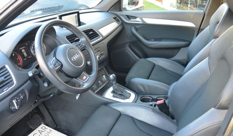 Audi Q3 2.0 Tdi 177 S-Line S-Tronic Quattro complet