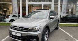 VW Tiguan 2.0 Tdi 190 Highline R-Line 4Motion DSG