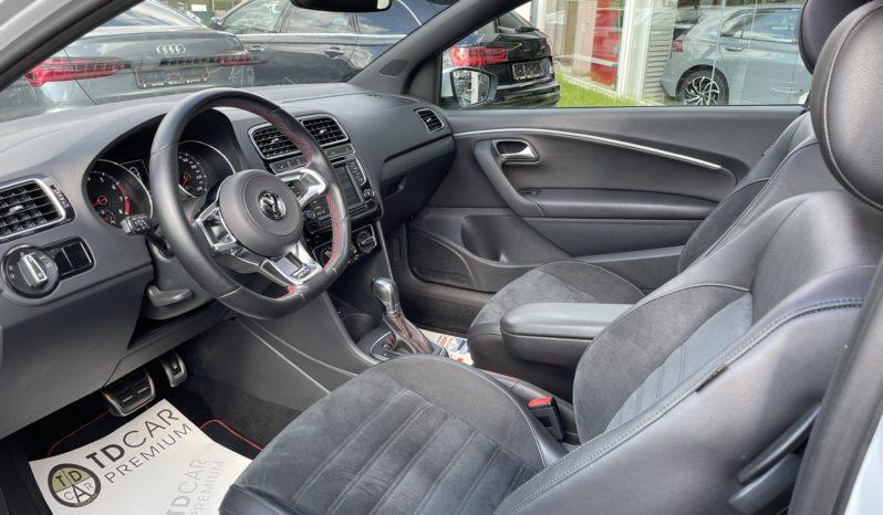 VW Polo 1.8 Gti DSG Toit Ouvrant complet