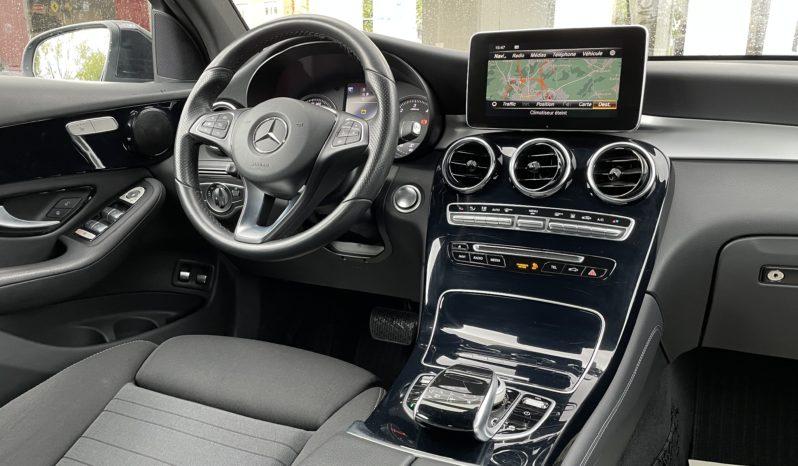 Mercedes GLC 250 Cdi 4Matic 9G-Tronic complet